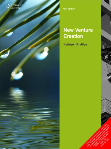 New Venture Creation, 6th ed. [Paperback] [Jan