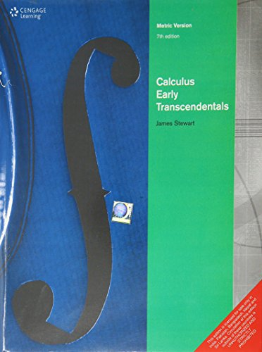 9788131521052: Calculus Early Transcendentals