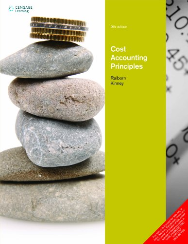 9788131521069: Cost Accounting Principles, 14th Edition
