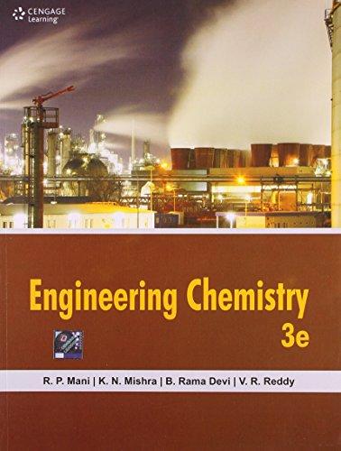 Engineering Chemistry (Third Edition): K.N. Mishra,R.P. Mani,V.R.