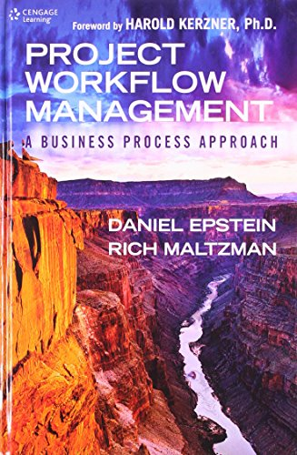9788131521731: Project Workflow Management: A Business Process Approach