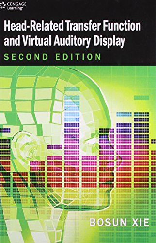 Head-Related Transfer Function and Virtual Auditory Display (Second Edition): Bosun Xie