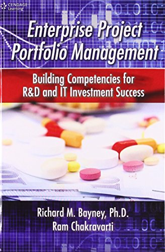 9788131521830: Enterprise Project Portfolio Management Building Competencies For R&d And It Investment Success