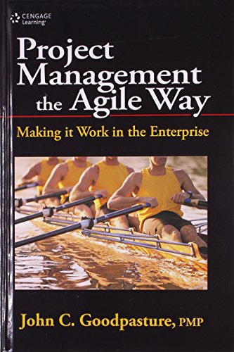 9788131522097: Project Management The Agile Way : Making It Work In The Enterprise