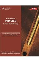 A Textbook of Physics: 1st Year Pre-University: Dasharathi,Subrahmanyam