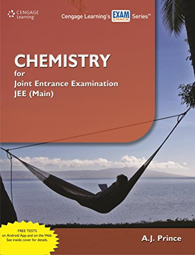 Chemistry for Joint Entrance Examination JEE (Main): A.J. Prince