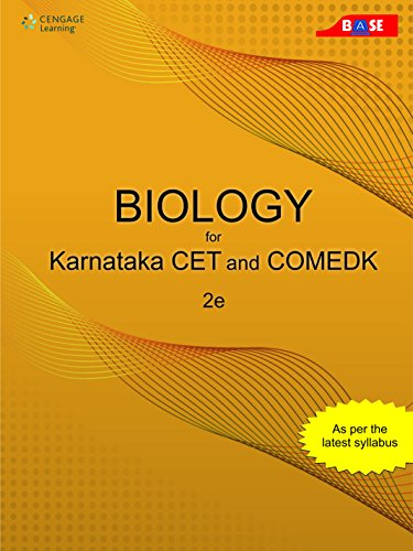 Biology for Karnataka Cet and Comedk (Second Edition): Base