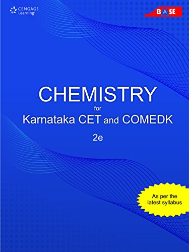 Chemistry for Karnataka Cet and Comedk (Second Edition): Base