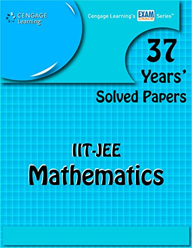 9788131524190: 37 Years' Solved Papers IIT JEE: Mathematics