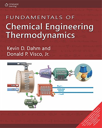 9788131524237: Fundamentals Of Chemical Engineering Thermodynamics
