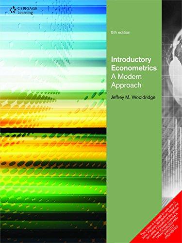 9788131524657: Introductory Econometrics A Modern Approach