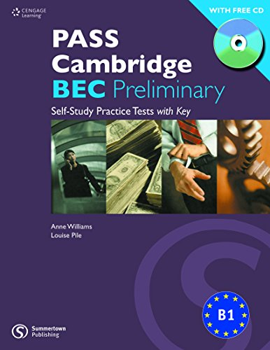PASS Cambridge BEC Preliminary Practice Test: Ian Wood