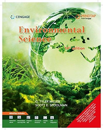 Environmental Science: G Tyler Miller,
