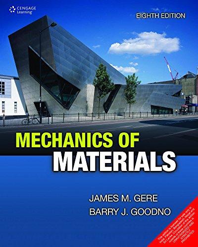 Mechanics Of Materials, 8th Edn: James M Gere,