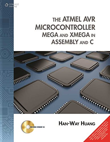 9788131525036: ATMEL AVR MICROCONTROLLER - MEGA AND XMEGA IN ASSEMBLY AND C