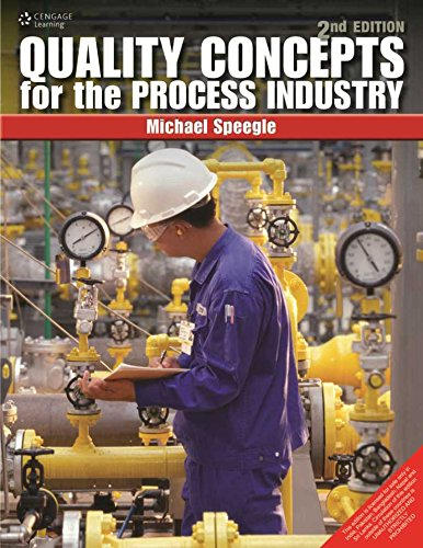 9788131525067: Quality Concepts for the Process Industry