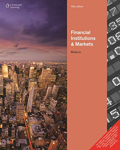 9788131525272: Financial Institutions And Markets (International Edition)