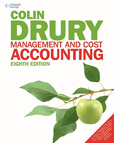 9788131525470: Management and Cost Accounting