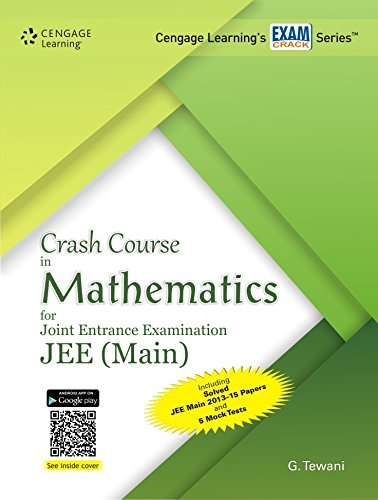 Crash Course in Mathematics for Joint Entrance: G. Tewani