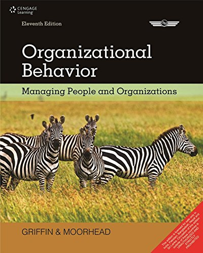 9788131525913: Organizational Behavior : Managing People and Organizations,11th Ed