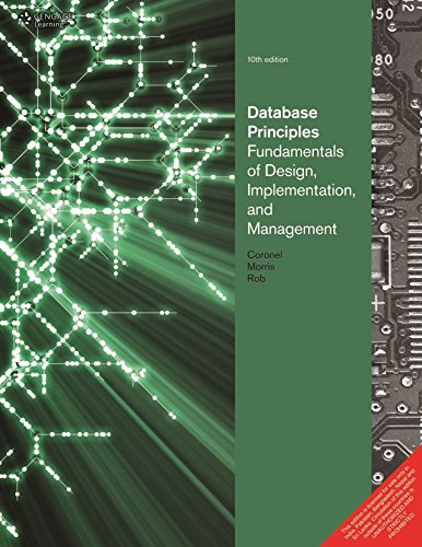 9788131525937: Database Principles: Fundamentals Of Design, Implementation And Management