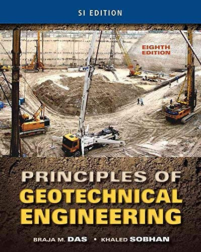 9788131526132: Principles of Geotechnical Engineering 8th Ed Economy Paper Back