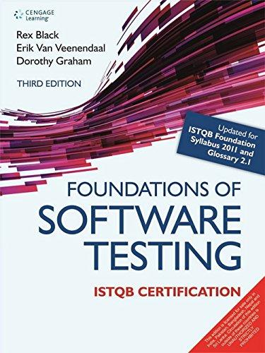 Foundation Of Software Testingl Istqb, 3rd Edn: Veena, Black, Graham