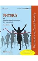 9788131526415: Physics For Joint Entrance Examination Jee Advanced: Electrostatics And Current Electricity