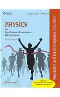 Physics for Joint Entrance Examination JEE (Advanced): B.M. Sharma