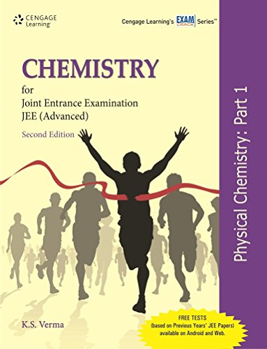 Chemistry for Joint Entrance Examination JEE (Advanced): Physical Chemistry (Part 1), (Second ...