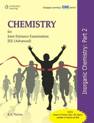 Inorganic Chemistry for Joint Entrance Examination JEE (Advanced), (Part 2): K. S. Verma