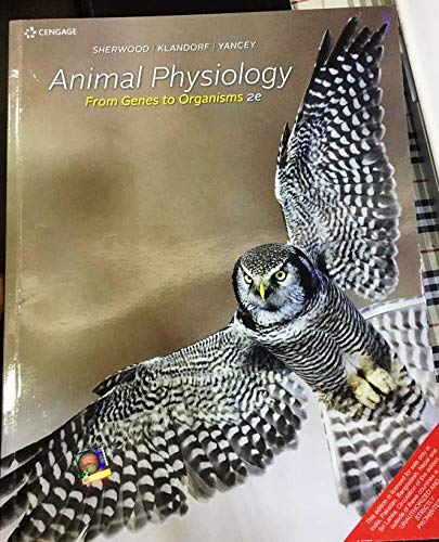 9788131526590: Animal Physiology From Genes To Organisms