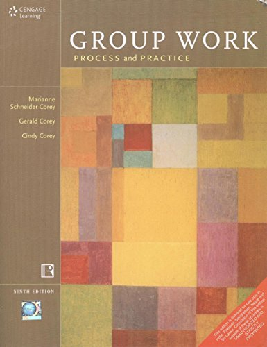 9788131527276: Group work process and practice