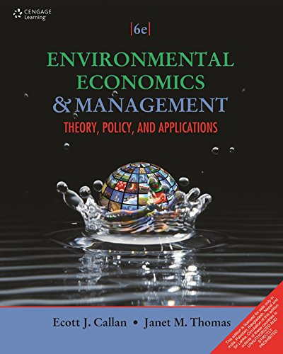 9788131527641: Environmental Economics and Management: Theory, Policy and Applications