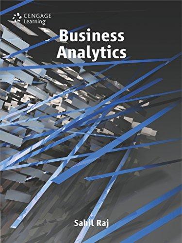 Business Analytics: Sahil Raj