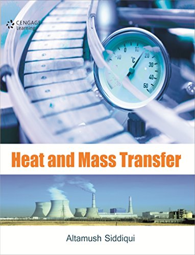 Heat and Mass Transfer: Altamush Siddiqui
