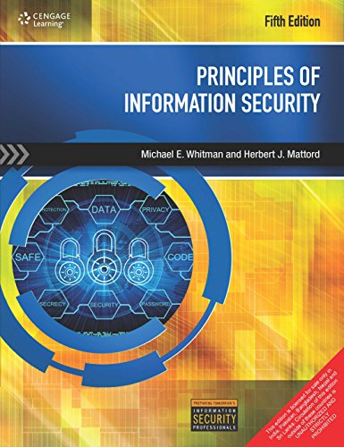 9788131528259: Principles Of Information Security, 5Ed