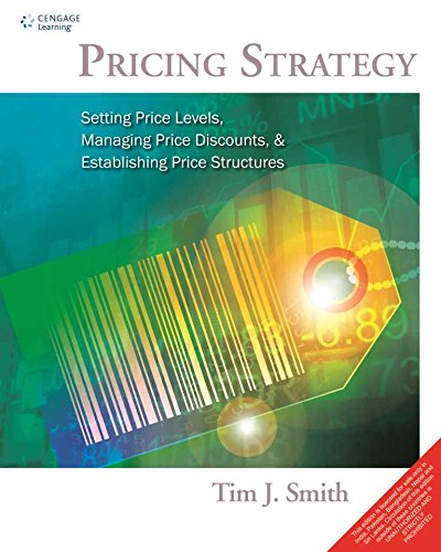Pricing Strategy: Tim J. Smith