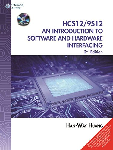 9788131528433: Hcs12 / 9S12: An Introduction To Software And Hardware Interfacing With Cd, 2Nd Edition