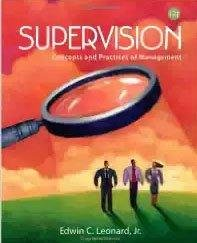 9788131530863: Supervision: Concepts And Practices Of Management, 13Th Edition