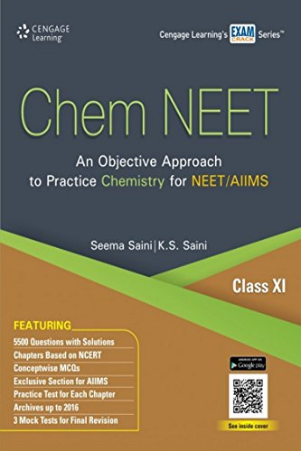 Chem NEET: Class XI: Seema Saini,K.S. Saini
