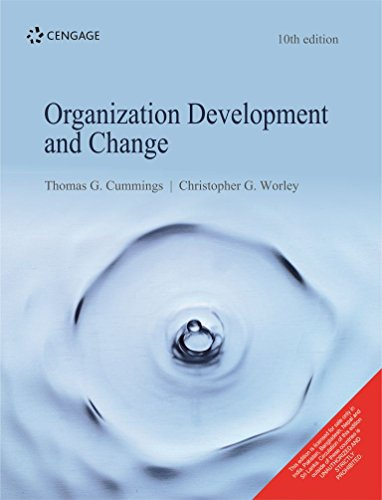 9788131531679: Organization Development And Change, 10 Edition