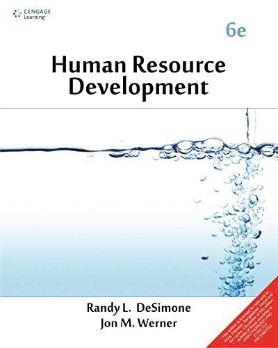 9788131532188: Human Resource Development 6Th Edn