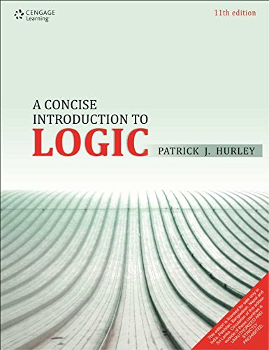 9788131532591: Concise Introduction To Logic 11Th Edition