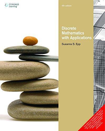 9788131533024: Discrete Mathematics With Applications, 4Th Edn