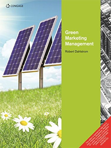 9788131533307: Green Marketing Management [Paperback] [Jan 01, 2017] Books Wagon