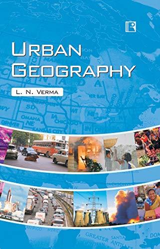 9788131600412: Urban Geography