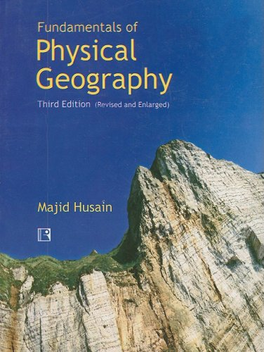 9788131600740: Fundamentals of Physical Geography, 3rd Edition,Revised andEnlarged