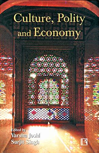 Culture, Polity and Economy: Varsha Joshi and