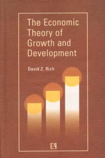 9788131603185: The Economic Theory of Growth and Development